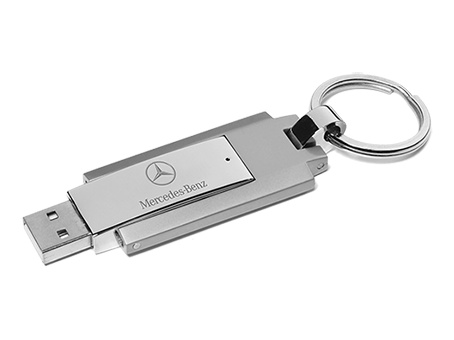 USB metaal twist