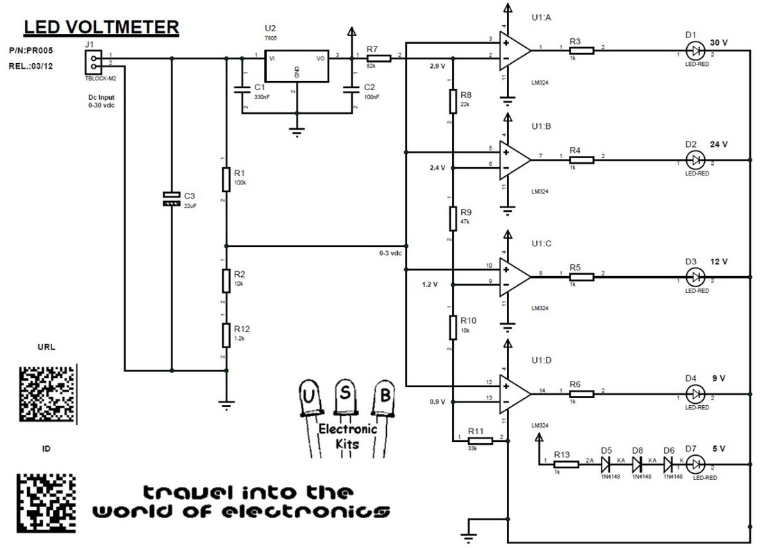 hight resolution of picture led voltmeter schematic