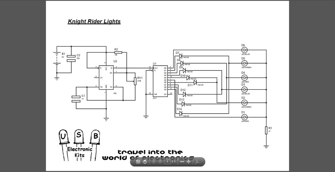 Delay Circuit Page 8 Meter Counter Circuits Nextgr
