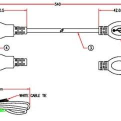 Usb Extension Cable Wiring Diagram Honda 450 Es Carburetor Xbox Kinect Compatible 10ft. 2.0 Ultraflex Black