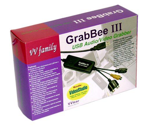 GRABBEE III DRIVERS