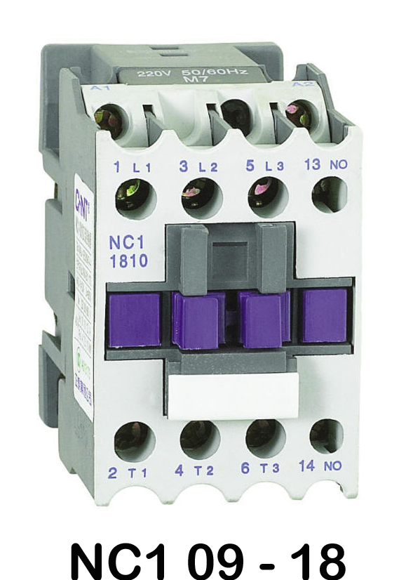 Square D Telemecanique LC1 Contactor And LR2 Overload Relay