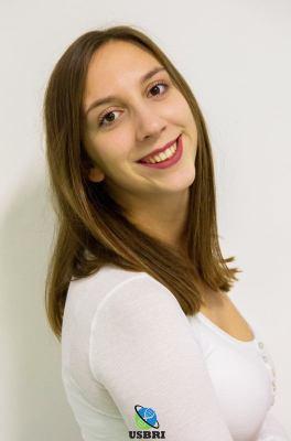 Martina Buretić, suvoditeljica projekta Znanost iza objektiva