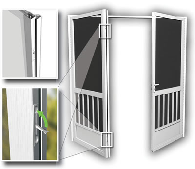 pca products french doors