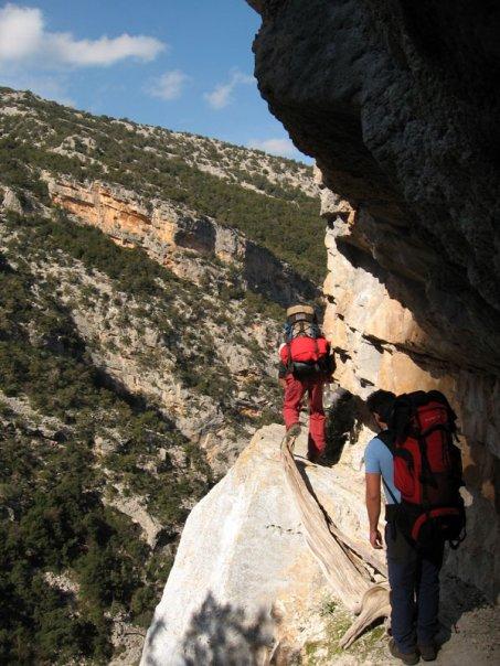 SIstrada Longa  Unione Speleologica Cagliaritana