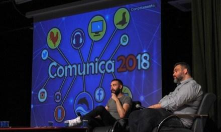 Felipe Simi e Daniel Tozzi abrem o Comunica 2018