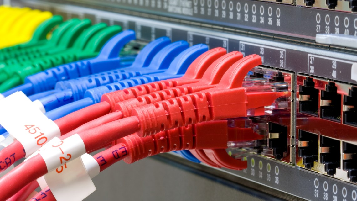 Schaumburg IL Pro Voice & Data Networking, Low Voltage Cabling Services