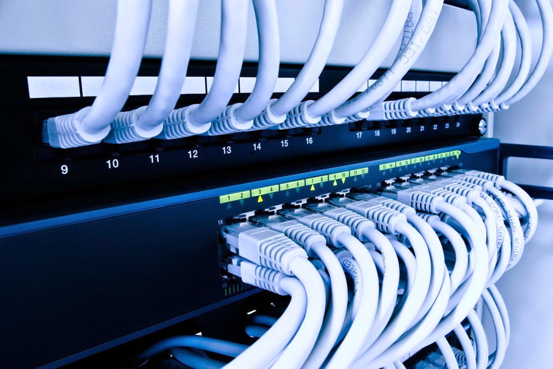 Oak Lawn IL Professional Voice & Data Networking, Low Voltage Cabling Contractor