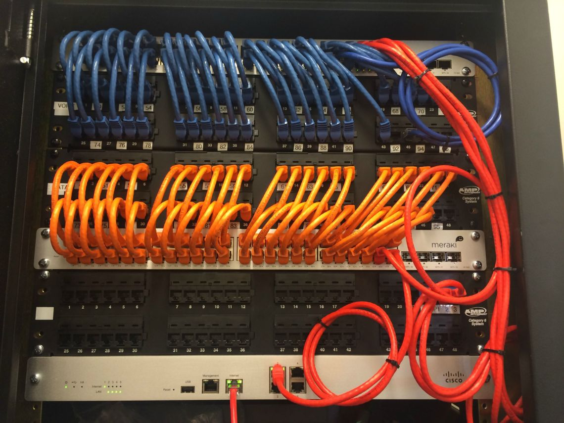 Russell KYs Top Choice Voice & Data Network Cabling Services