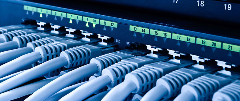 Upland Indiana High Quality Voice & Data Network Cabling Services Contractor