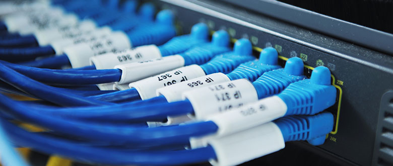 Little Elm Texas Finest High Quality Voice & Data Cabling Network Solutions Provider