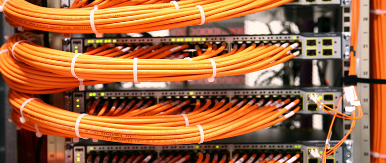 Parma Heights Ohio High Quality Voice & Data Network Cabling Solutions Contractor