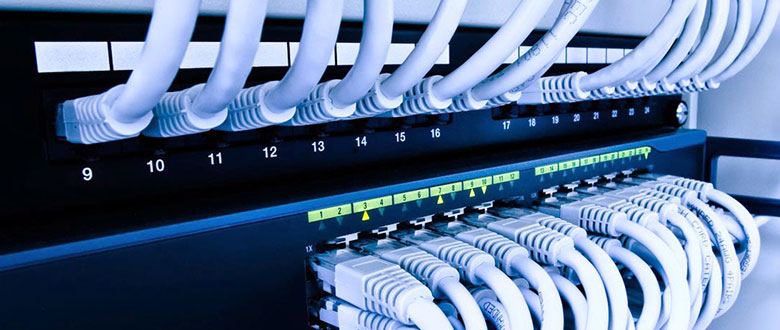 Fayetteville Arkansas High Quality Voice & Data Network Cabling Services Contractor
