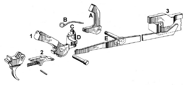 Ar 15 Trigger Diagram, Ar, Free Engine Image For User