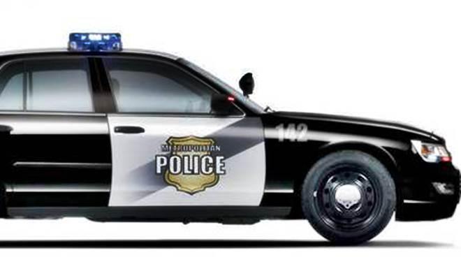 2020 Ford Crown Victoria Police Interceptor