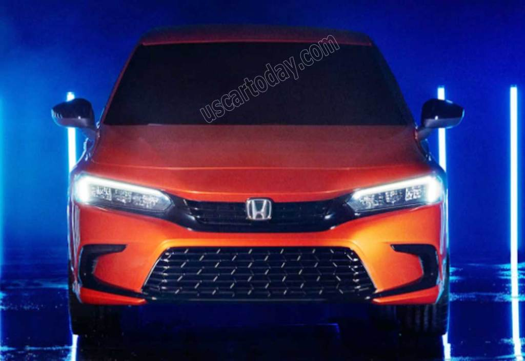 2022 Honda Civic Safety