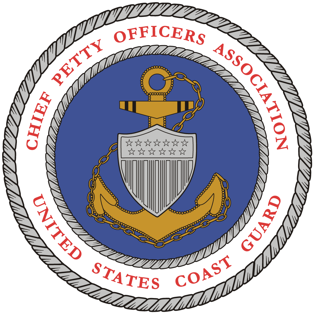 Logos  US Coast Guard Chief Petty Officers Association