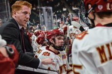 New-look Denver squad 'continuing to build and executing our details at a high level,' according to Carle | College Hockey | USCHO.com