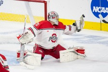 Led by Romeo in net, top-ranked Ohio State has 'the highest expectations out of anyone' | College Hockey | USCHO.com
