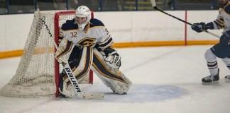 Zach Dyment of University of Wisconsin-Eau Claire (Matt Schrupp/UWEC Photo)