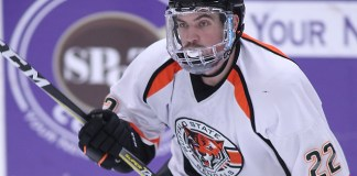 Zach Remers of Buffalo State (Buffalo State Athletics)