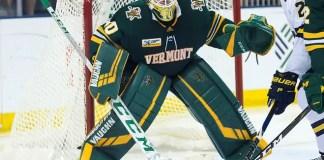 Stefanos Lekkas (photo: Vermont Athletics)