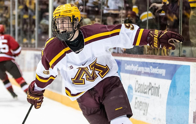 Uscho Game Of The Week Electrifying Walker Looking To Lead