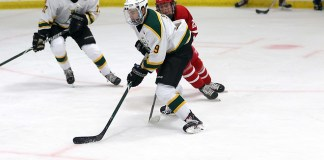 Dominick Sacco of St. Norbert (St. Norbert Athletics)