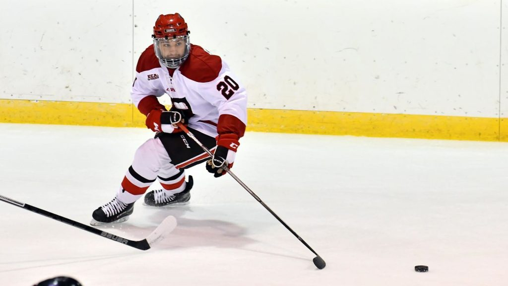With season-opening split, St. Lawrence 'in a real good place' with team leadership