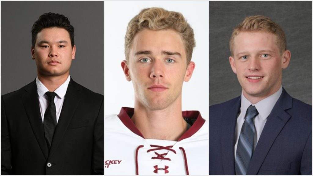 North Dakota's Kawaguchi, Boston College's Knight, Minnesota State's McKay pick up monthly HCA awards