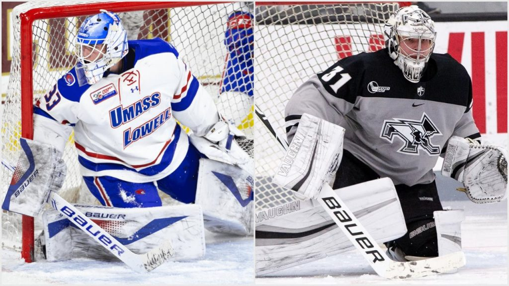 USCHO GAME OF THE WEEK: Hockey East powerhouses Providence, UMass Lowell meet in battle of high-end goaltenders