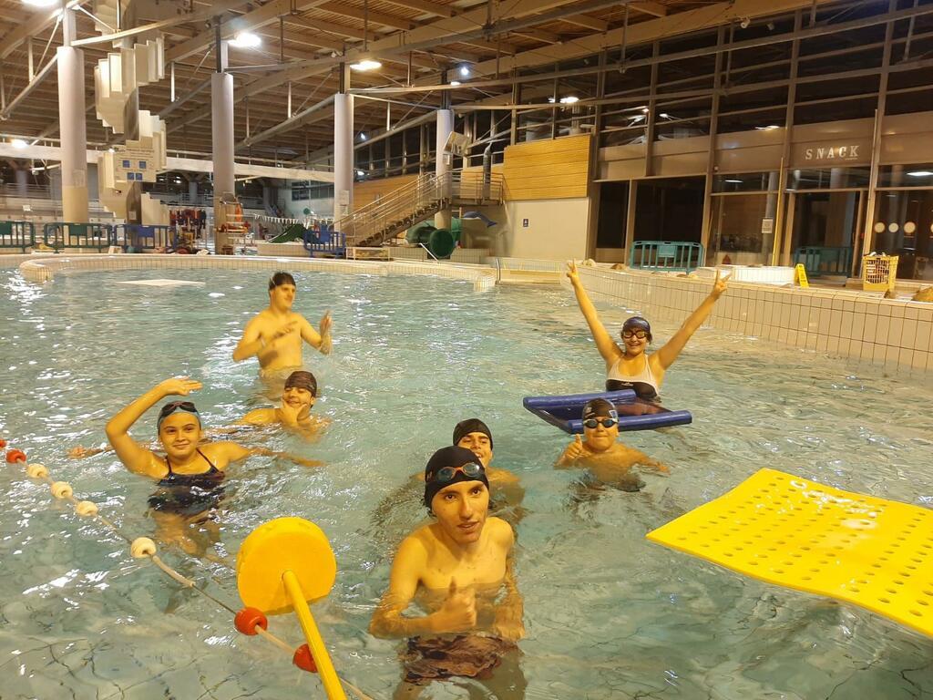 us colomiers natation sportive