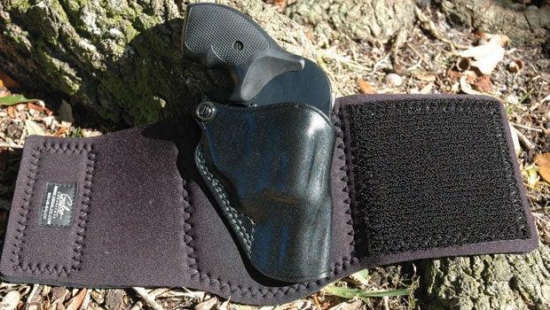 Best Ankle Holster For J Frame Revolver | Amtframe org
