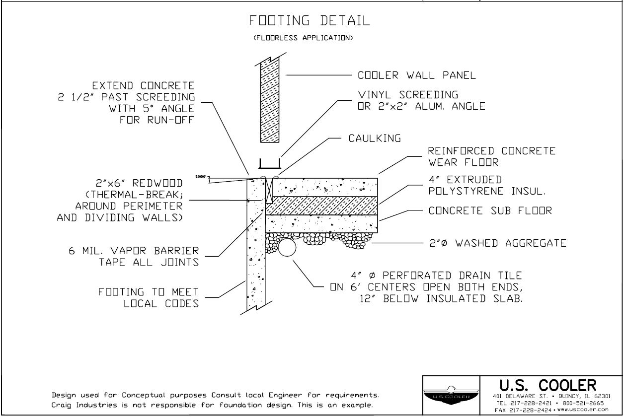 typical wiring diagram walk in cooler 2005 ford escape xlt radio technical design drawings  u s