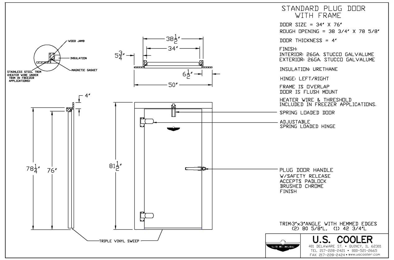 Walk In Freezer Evaporator Wiring Diagram