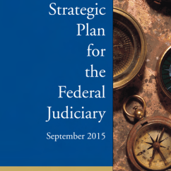Judicial Branch Court System Diagram Block Of Transmitter And Receiver Strategic Plan For The Federal Judiciary United States Courts Cover