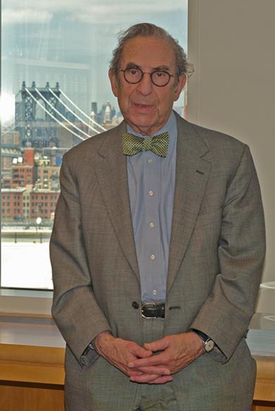 U.S. District Judge I. Leo Glasser of the Eastern District of New York
