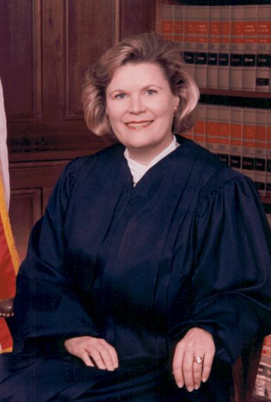 Image: Judge Susan Harrell Black