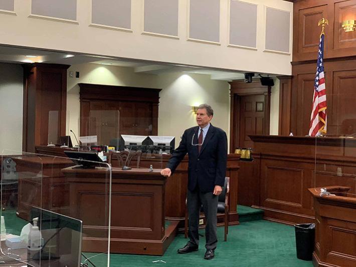Chief Judge James K. Bredar, District of Maryland