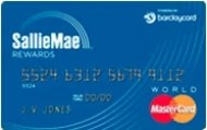 SallieMae recompensa mastercard