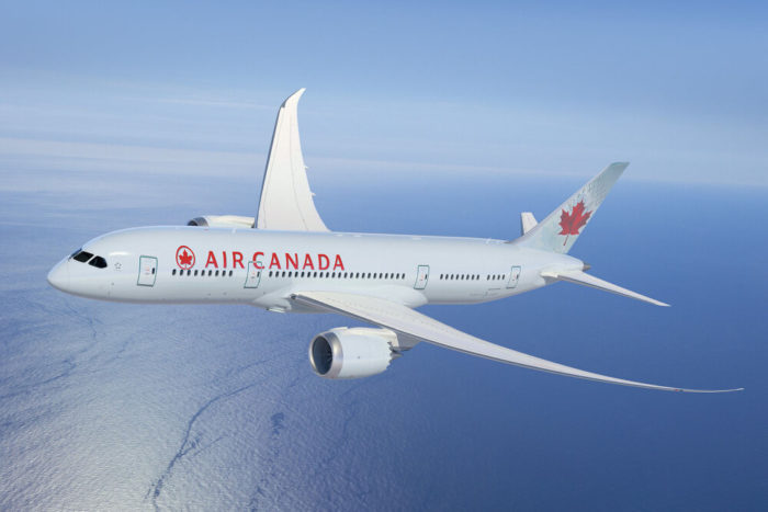 Boeing Dreamliner 787-8 (CNW Group/Air Canada)