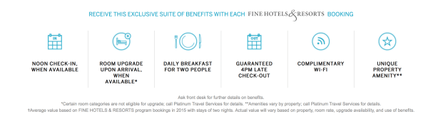 Amex Hotel Bookings Eligble For Points Rewards