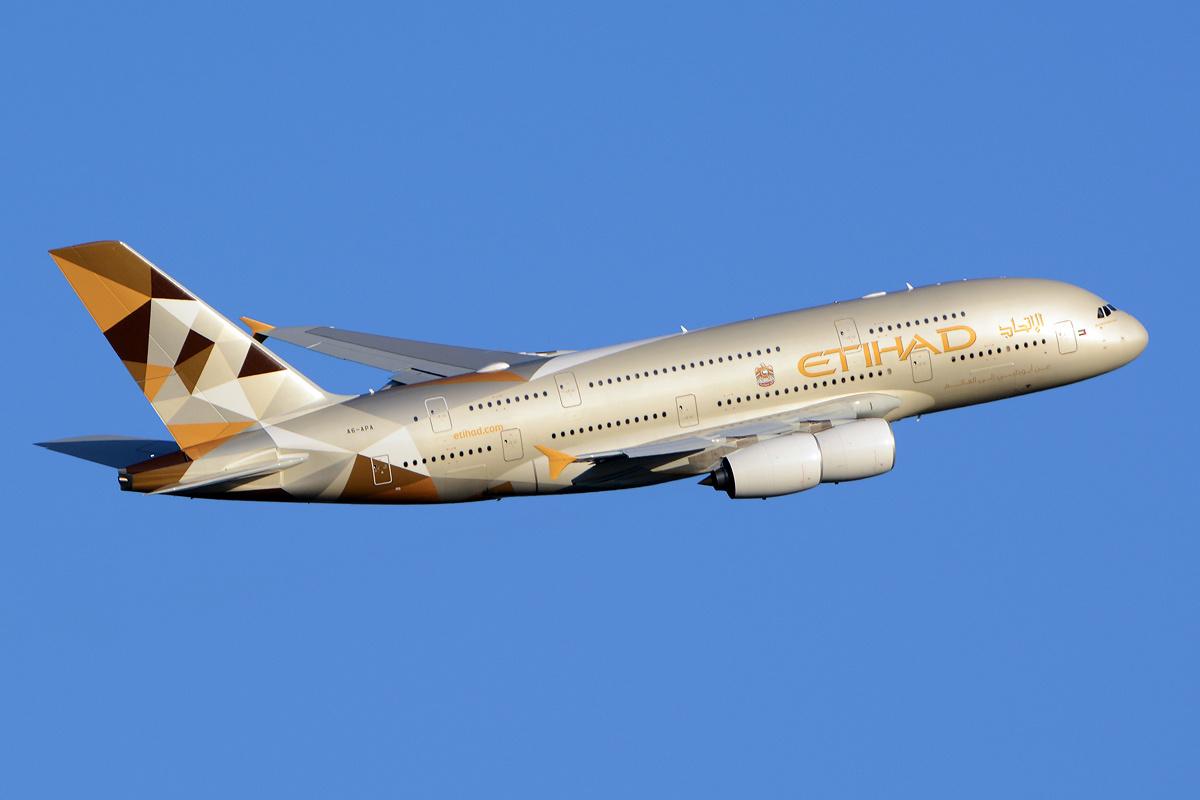 阿提哈德航空 Etihad Airways (EY) 里程指南 - 美國信用卡指南