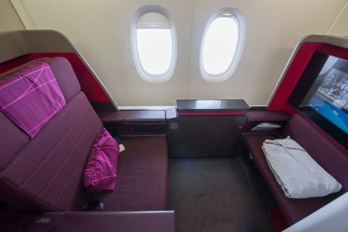 Malaysia Airlines A380 First Class Seat 3