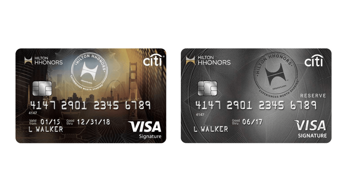 Citi hiltonreserve will be automatically converted into amex hilton and citibank has stopped accepting new applications for citi hilton and citi hilton reserve credit cards colourmoves Choice Image