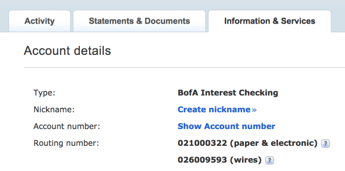 搞懂银行的各类号码- Account Number, Routing Number 和Swift