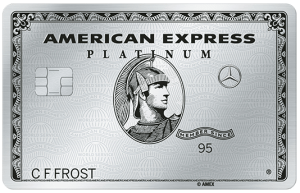 amex platinum card for mercedes benz discontinued us