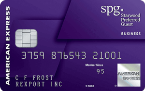 Amex spg business credit card 20184 update only 200 offer now starwood preferred guest business credit card from american express review colourmoves