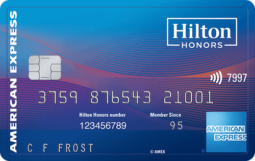 AmEx Hilton Surpass Credit Card Review (Formerly Ascend