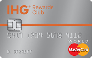 Image result for IHG chase card